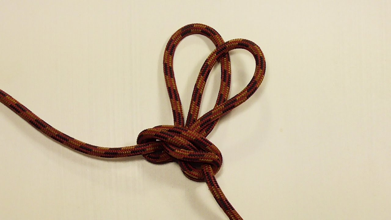 how to tie a close knot