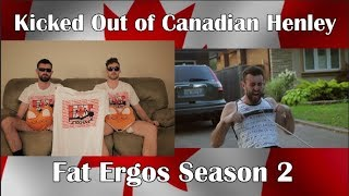 FAT ERGOS KICKED OUT OF CANADIAN HENLEY