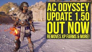 Assassin's Creed Odyssée de mise à Jour 1.50 de Maintenant, Toutes Les Modifications et Plus (AC Odyssée de mise à Jour 1.50)