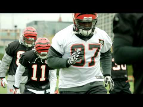 Fox Sports feature - Geno Atkins and the Sickle Cell trait
