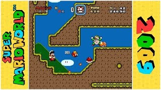 Heaven and Hell | Super Mario World Hack