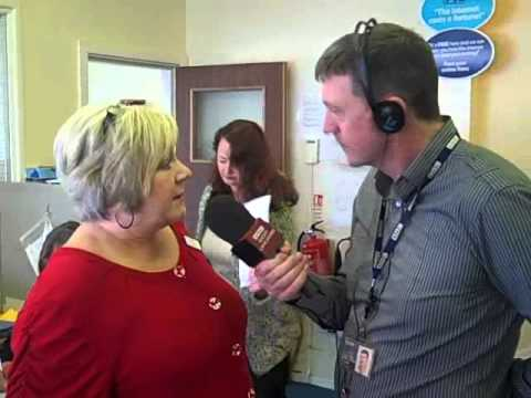 linda endicott at cvs ukonline centre youtube
