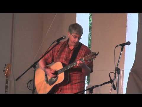 Dan Hall  Flint Folk Music Festival 2013