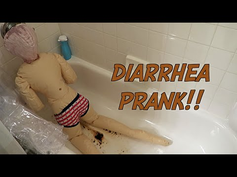 HOW TO MAKE FAKE DIARRHEA - HOW TO PRANKS