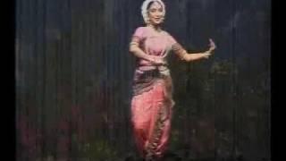 odissi - basanta pallavi by Dipanwita Roy