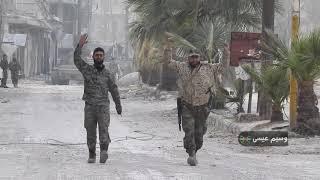 Сирия. Музыкальное видео о важных моментах в освобождении Восточной Гуты. Провинция Дамаск