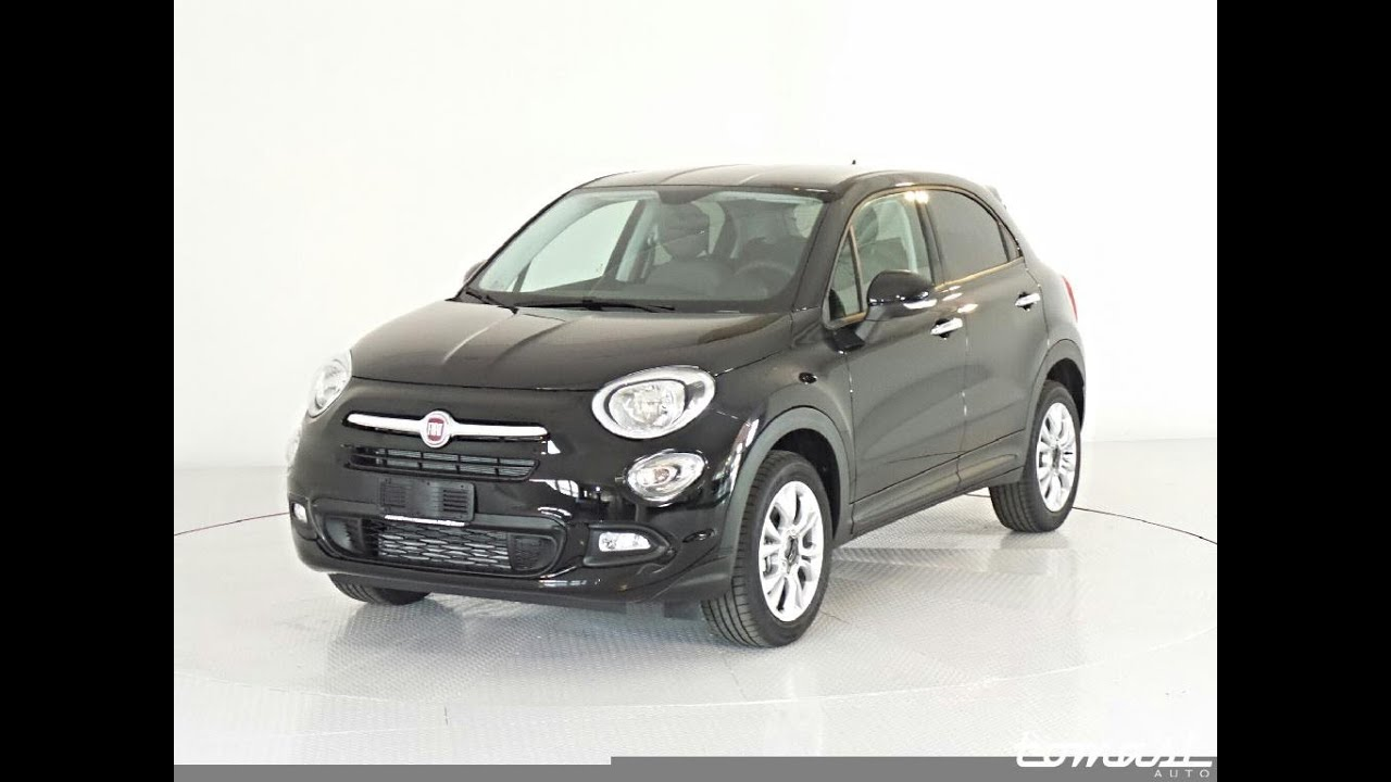 fiat 500x 1 3 multijet 95 cv pop star - km0 - nero
