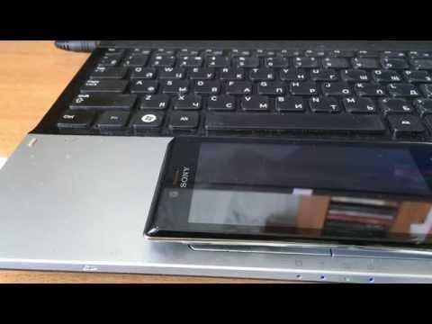 Прошивка Sony Xperia J, ST26i (сброс графического ключа)