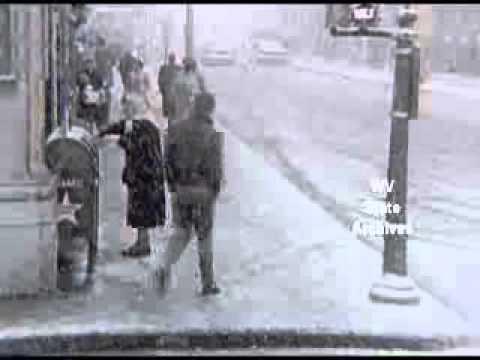 Charleston WV - Winter - 1960