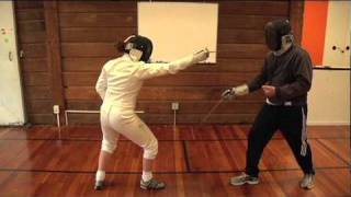Fencing Basics - Attacks