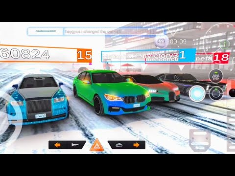 Multiplayer Races - Real car parking 2 driving school 2020 |android gameplay| real car parking 2