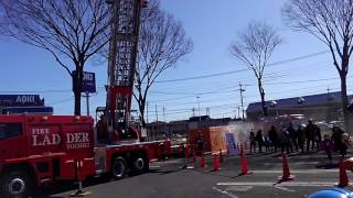 栃木市消防フェア