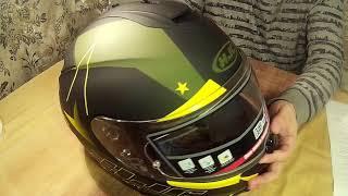 Обзор шлема HJC IS-17 Review