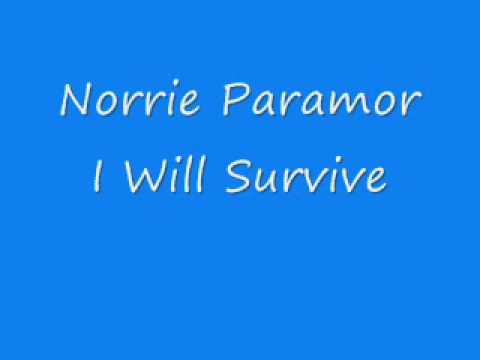 Norrie Paramor - I Will Survive
