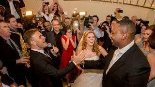 Gary Barlow Surprises Bride and Sings at her Wedding The Wedding Singer