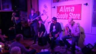 I woke up this Morning  - Boulevard Blues Acoustic @The Alma Cafe