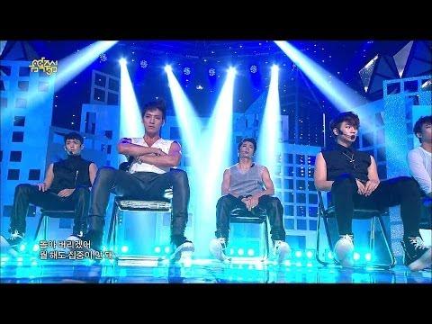 【TVPP】2PM - A.D.T.O.Y (All Day I Think Of You), 투피엠 - 하.니.뿐. @ Comeback Stage, Music Core Live