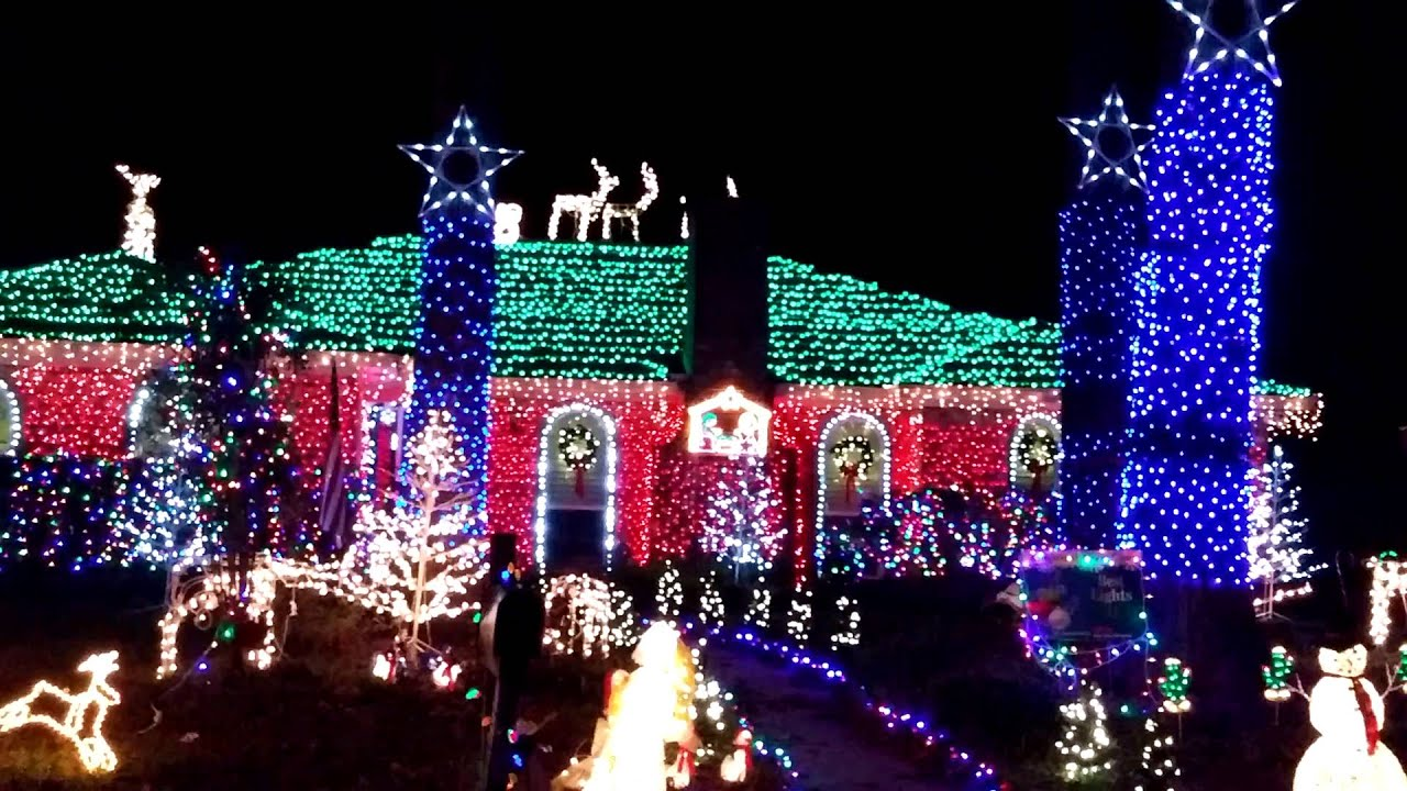 best christmas lights kingwood texas 2015 - Best Christmas Lights In Texas