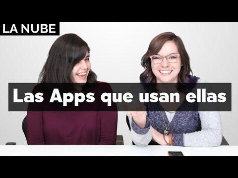 Las apps que usan ellas - #LaNube con @Dany_kino y @Susiavur
