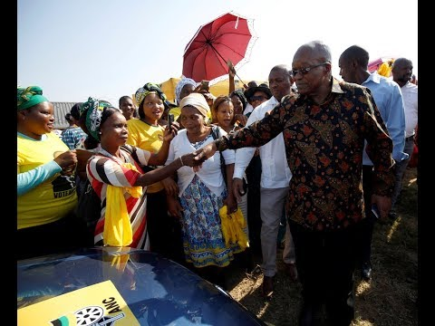 News Wrap: African National Congress faces challenge in South African election
