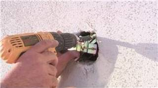 Home Improvements: Bath, Electric and Around the House : How to Install Exterior Light Fixtures