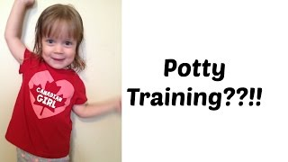 Potty Training...HELP!