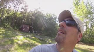cabin time off grid acres may 15 2017