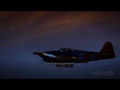 Dive Bomb Mission - Damage Inc. Pacific Squadron WWII Gameplay