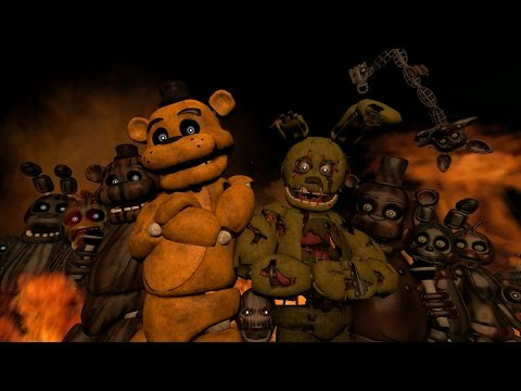 [SFM/FNAF/Music] - Five Nights At Freddy's 3 Rap -