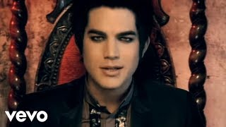 Смотреть клип Adam Lambert - For Your Entertainment