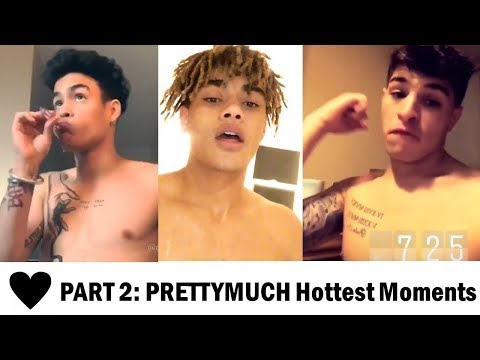 PART 2: PRETTYMUCH Hottest Moments