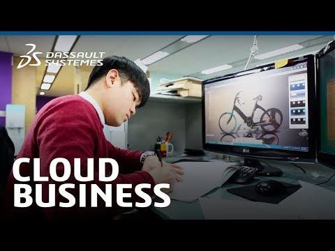 Cloud Business in the Age of Experience - Dassault Systèmes
