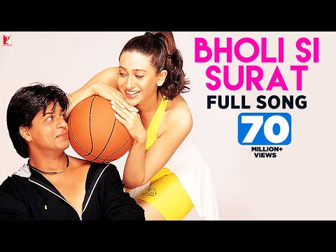 Bholi Si Surat - Full Song | Dil To Pagal Hai | Shah Rukh Khan | Madhuri Dixit | Karisma Kapoor