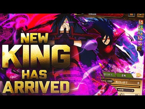 ** EDO MADARA UCHIHA INCOMING NUKE * | ** Naruto Ultimate Ninja Blazing *