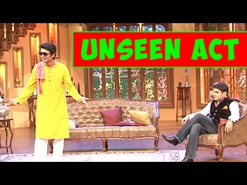 Comedy Nights with Kapil: Sunil Grover aka Gutthi fights with Kapil Sharma | NEW ACT 2013 Travel Video