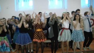 Большие танцы, школа №8, г.Волхов, 15 12 16