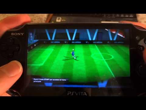 PS VITA Fifa Street 4.30 CFW Remote Play