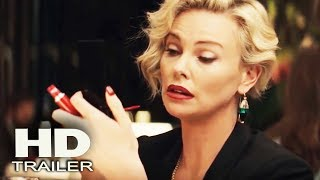 GRINGO -  Official Trailer # 2 2018 (Charlize Theron, Amanda Seyfried) Action Movie