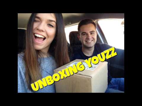 UNBOXING YOUZZ | Recibimos gratis un paquete!