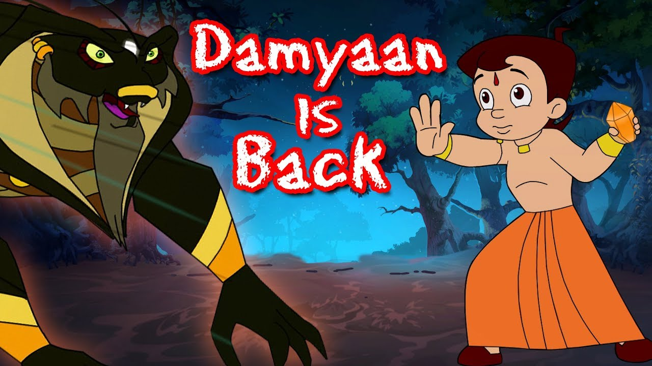Download Evil Damyaan is Back | Chhota Bheem & the Rise of Damyaan