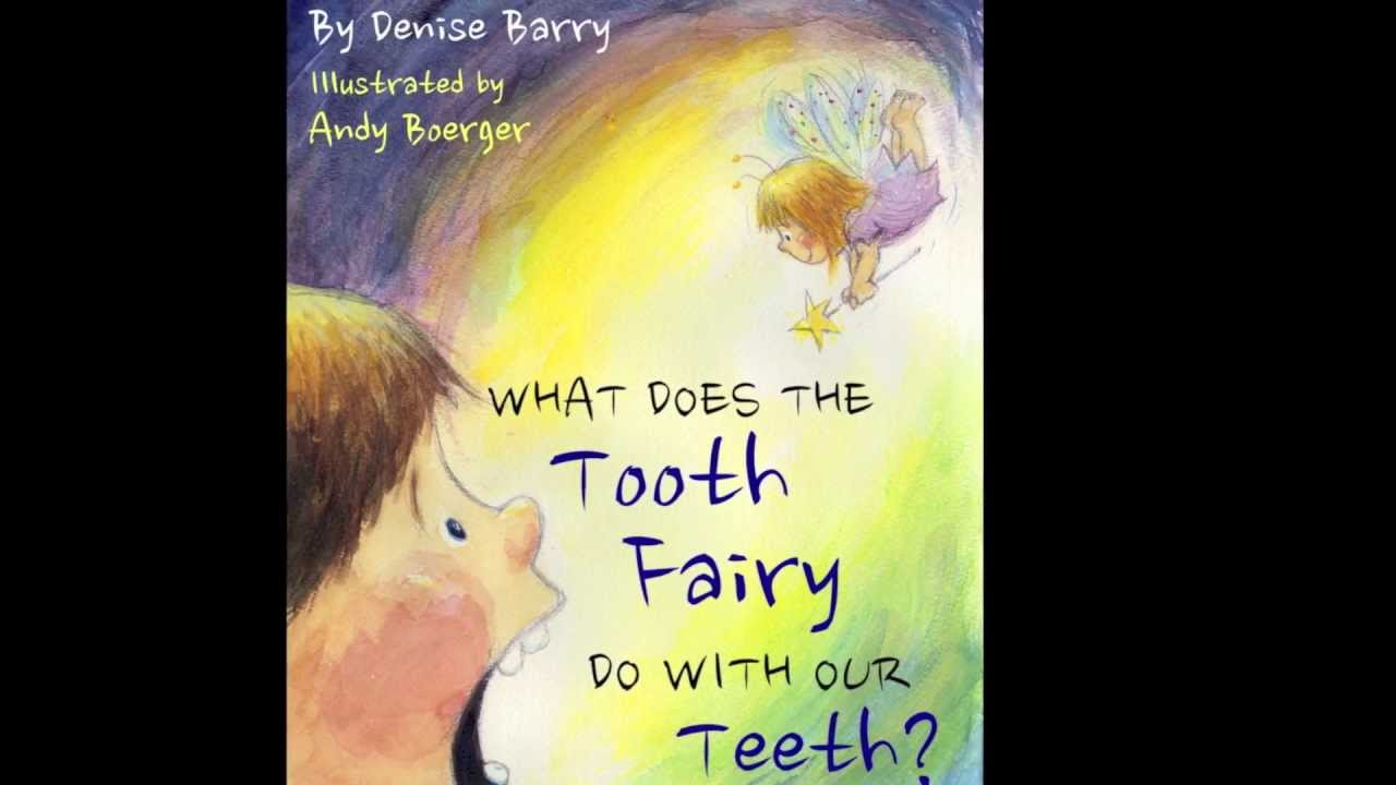 What Does Tooth Fairy Do With Tooth