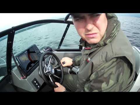 Постановка лодки, Трофей Дубны, в гостях у Шабалина