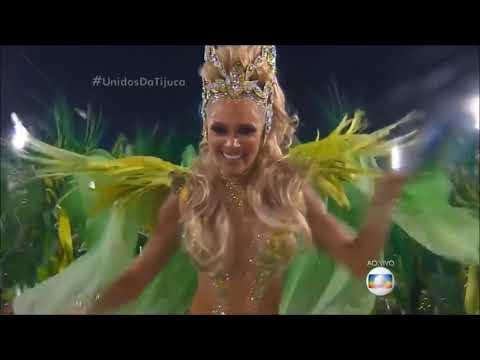 Rio Carnival 2019 [HD] - Floats & Dancers | Brazilian Carnival | The Samba Schools Parade