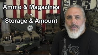 Ammo & Magazines/Amount & Storage - Concerned Citizen gear EP:5