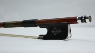 Learn how a Pernambuco Violin Bow can improve your sound