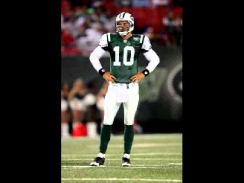 New York Jets Quarterback Erik Ainge Interview (1)