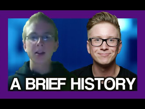 A Brief History Of Tyler Oakley