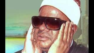 الشيخ  عنتر سعيد مسلم سورة النمل آية 15  من أبوشندي   مقطع صوتى