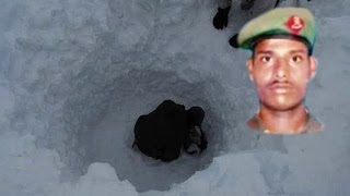 Siachen Miracle : One Army Jawan Found Alive Under 25 Feet Of Snow