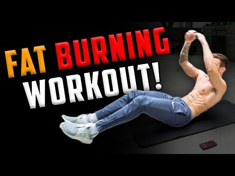 4 Minute Fat Burning HIIT Workout | No Equipment